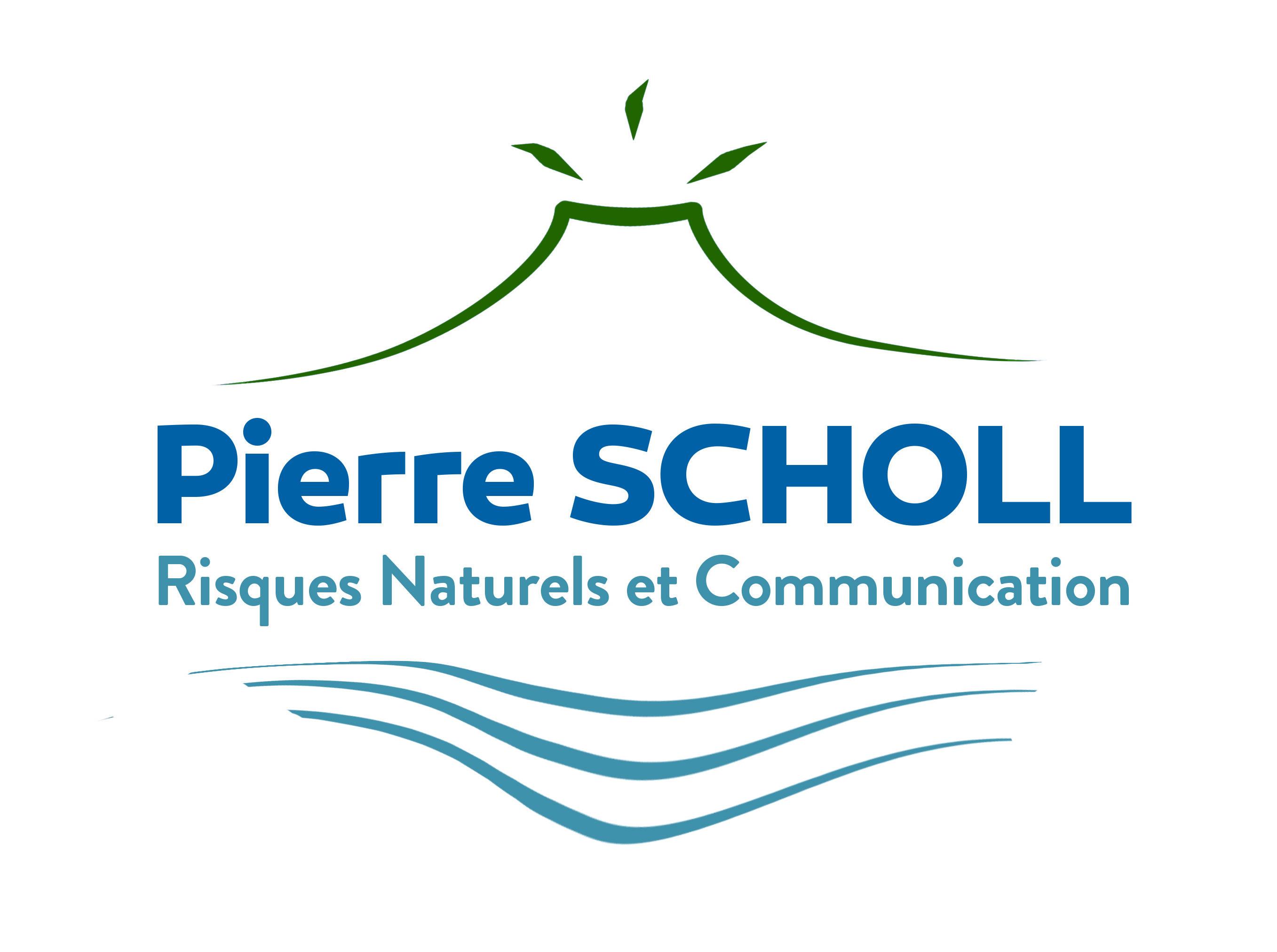 Pierre Scholl, Risques Naturels et Communication