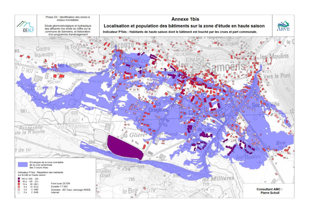 Cartographie ACB AMC Samoens