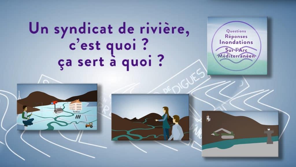 Clip : Un syndicat de rivière, c'est quoi ? ça sert à quoi ?